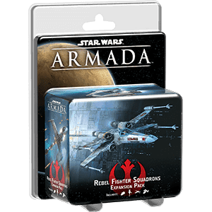 STAR WARS: ARMADA - REBEL FIGHTER SQUADRONS EXPANSION PACK - EN