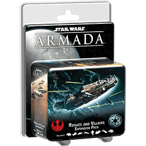STAR WARS: ARMADA - ROGUES AND VILLAINS EXPANSION PACK - EN