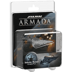 STAR WARS: ARMADA - IMPERIAL RAIDER (НА АНГЛИЙСКОМ)
