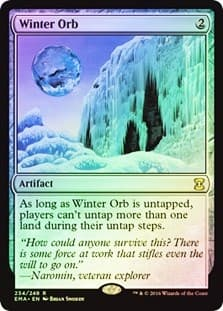 Winter Orb Foil