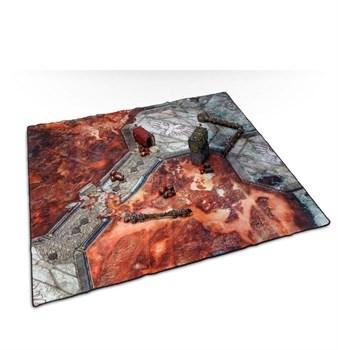 Покрытие для стола Warhammer 40,000 Battle Mat & Scenery Collection купите в Лавке Орка