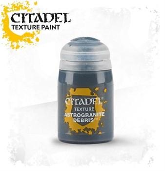 Текстурная краска Citadel Astrogranite Debris купите в Интернет-магазине Лавка Орка. Доставка по РФ