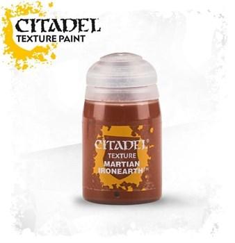 Текстурная краска Citadel Martian Ironearth купите в Интернет-магазине Лавка Орка. Доставка по РФ