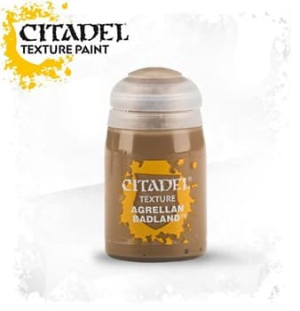 Текстурная краска Citadel Agrellan Badland купите в Интернет-магазине Лавка Орка. Доставка по РФ