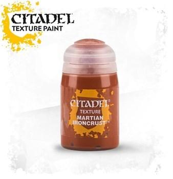 Текстурная краска Citadel Martian Ironcrust купите в Интернет-магазине Лавка Орка. Доставка по РФ