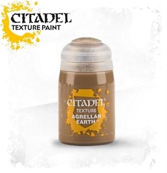 Текстурная краска Citadel Agrellan Earth купите в Интернет-магазине Лавка Орка. Доставка по РФ