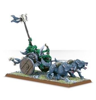 GROT WOLF CHARIOT