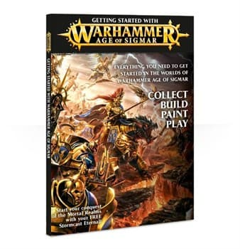 Купите Getting Started With Age Of Sigmar (Eng)