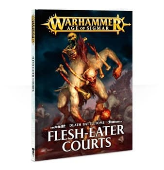 Купите Battletome: Flesh-Eater Courts (Hb) Eng