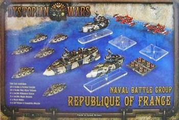 Республика Франции - Стартовый Флот