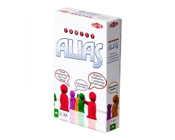 Купите НАСТОЛЬНАЯ ИГРА: КОМПАКТНАЯ ИГРА: ALIAS ДЛЯ ВСЕЙ СЕМЬИ - 2 в интернет магазине - Лавка Орка