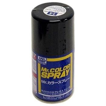 Краска в баллончиках т.м. MR.HOBBY 100мл NAVY BLUE