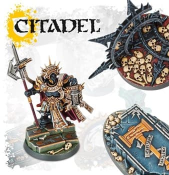 "Купите Warhammer Age of Sigmar Hero Bases в интернет-магазине ""Лавка Орка"""