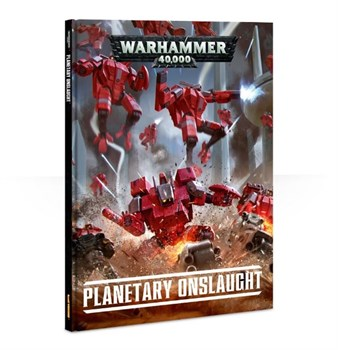WH40K: Planetary Onslaught (HB) (ENG)