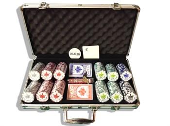 """""""Empire 300"""", набор для игры в покер, 300 фишек по 11,5 грамм."""