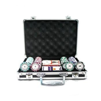 """""""Nightman200""""Профессиональный набор для игры в покер.200 фишек по 14грамм"""
