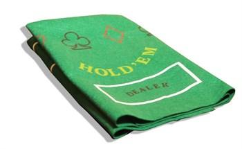 Сукно среднее с покерной разметкой 120х60см.