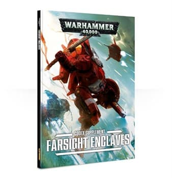 FARSIGHT ENCLAVES (2ND ED.) (S/B) (ENG)