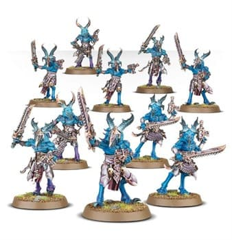Цангоры Тысячи сыновей (THOUSAND SONS TZAANGORS)