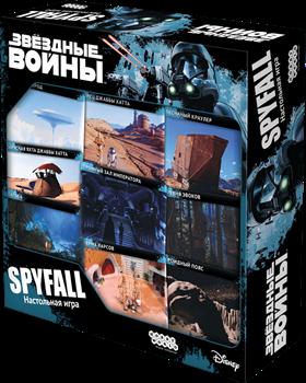 Купите настольную игру Звёздные Войны: Spyfall в интернет-магазине Лавка Орка. Доставка по РФ от 3 дней