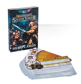 Wh Quest: Silver Tower Hero Cards