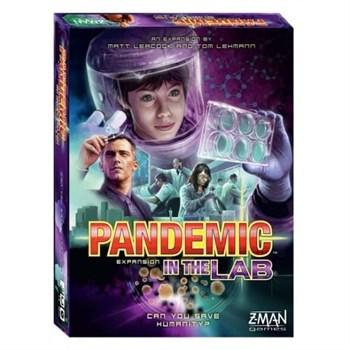 Настольная игра: Пандемия: В лаборатории