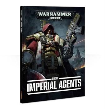 """Купите Codex: Imperial Agents в интернет-магазине """"Лавка Орка"""". Доставка по РФ от 3 дней"""
