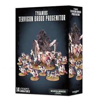 Tyranid Tervigon Brood Progenitor