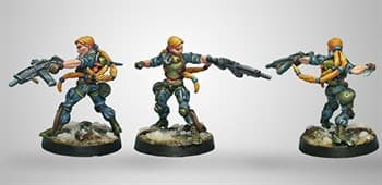 """Купите Para-Commandos 2 (Rifle) в интернет-магазине """"Лавка Орка"""". Доставка по РФ от 3 дней."""