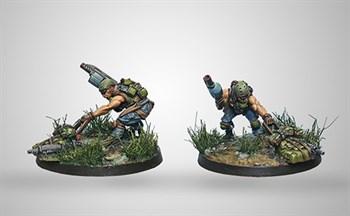 "Купите Para-Commandos 1 (Rifle, Light GL)  в интернет-магазине ""Лавка Орка"". Доставка по РФ от 3 дней."