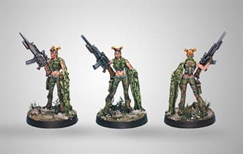 """Купите Foxtrot Rangers (Sniper) в интернет-магазине """"Лавка Орка"""". Доставка по РФ от 3 дней."""