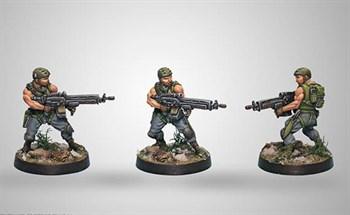 """Купите Para-Commandos 3 (HMG)  в интернет-магазине """"Лавка Орка"""". Доставка по РФ от 3 дней."""