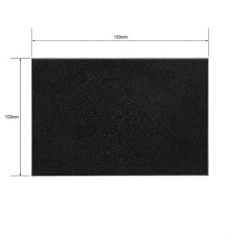 Citadel 150x100mm Rectangular Base