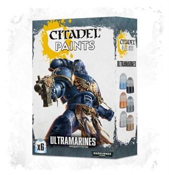 Купите Citadel Paints: Ultramarines в интернет-магазине Лавка Орка. Доставка по РФ от 3 дней