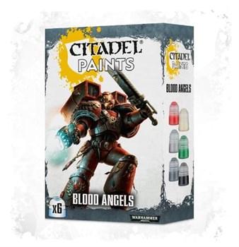 Купите Citadel Paints: Blood Angels в интернет-магазине Лавка Орка. Доставка по РФ от 3 дней