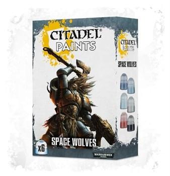 Купите Citadel Paints: Space Wolves в интернет-магазине Лавка Орка. Доставка по РФ от 3 дней