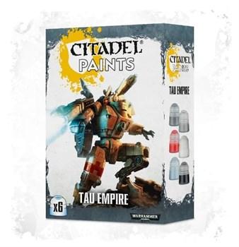 Купите Citadel Paints: Tau Empire в интернет-магазине Лавка Орка. Доставка по РФ от 3 дней