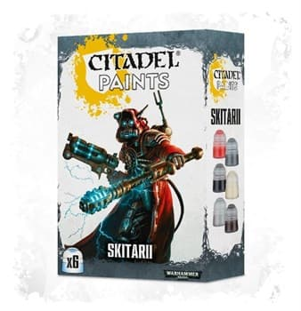 Купите Citadel Paints: Skitarii в интернет-магазине Лавка Орка. Доставка по РФ от 3 дней