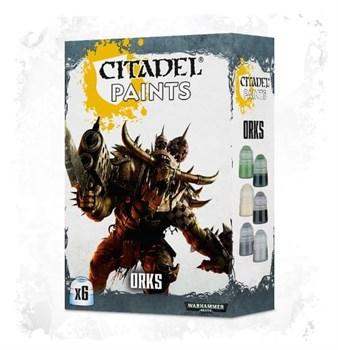 Купите Citadel Paints: Orks в интернет-магазине Лавка Орка. Доставка по РФ от 3 дней