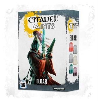 Купите Citadel Paints: Eldar в интернет-магазине Лавка Орка. Доставка по РФ от 3 дней