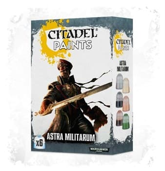 Купите Citadel Paints: Astra Militarum в интернет-магазине Лавка Орка. Доставка по РФ от 3 дней
