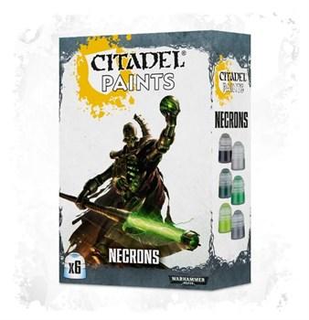 Купите Citadel Paints: Necrons в интернет-магазине Лавка Орка. Доставка по РФ от 3 дней