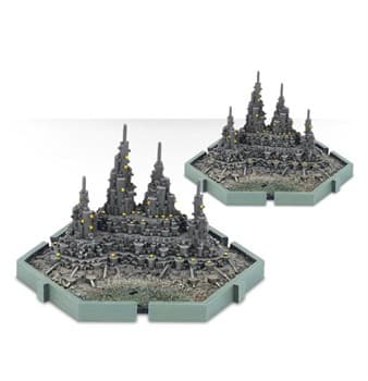 Planetary Empires Hive City Tile