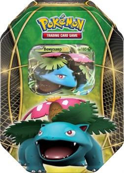 Купите Pokemon: Коллекционный набор Венузавр (на русском) в интернет-магазине Лавка Орка. Доставка по РФ от 3 дней
