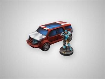 """Купите Crovane SUV (1) в интернет-магазине """"Лавка Орка"""". Доставка по РФ от 3 дней."""