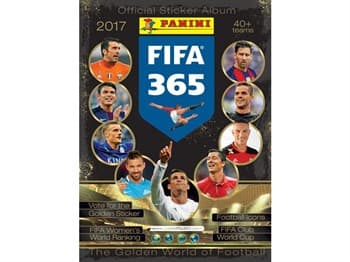 "ЖУРНАЛ ДЛЯ НАКЛЕЕК PANINI ""FIFA 365-2017"""