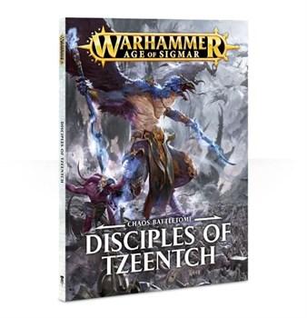 Купите Battletome: Disciples of Tzeentch в интернет-магазине Лавка Орка. Доставка по РФ от 3 дней