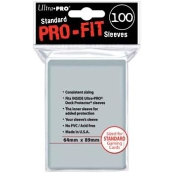 """Протекторы """"Ultra-Pro"""" (100 шт.): прозрачные"""