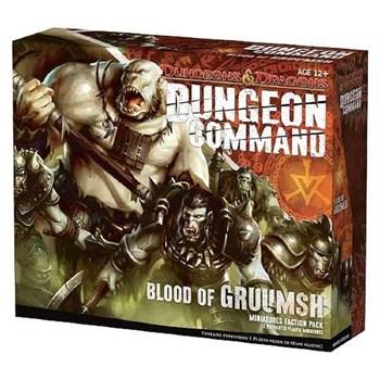 Купите D&D Dungeon Command: Blood of Gruumsh в интернет-магазине Лавка Орка. Доставка по РФ от 3 дней