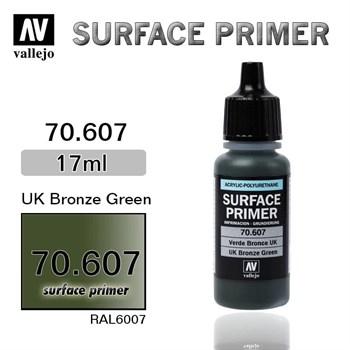 Купите акриловый грунт - полиуретановый UK бронзово-зеленый в интернет-магазине Лавка Орка. Доставка по РФ от 3 дней